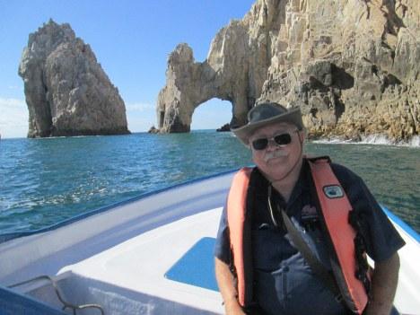 At Cabo's El Arco
