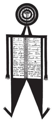 A Representation of the Mandaean Demon Dinanukht