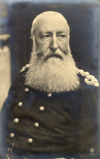 King Leopold II of Belgium (1839-1909)
