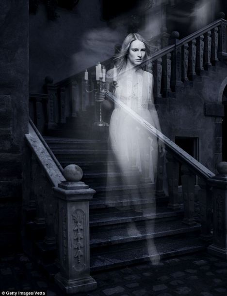 If They're Spirits, Why Do Ghosts Wear Clothes?