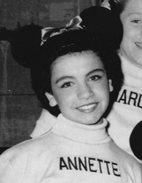 Every Boy's Sweetheart:  Annette Funicello