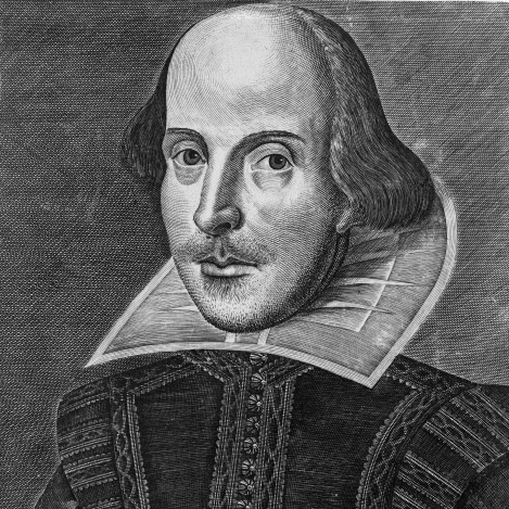 The Famous Droeshout Portrait of the Bard