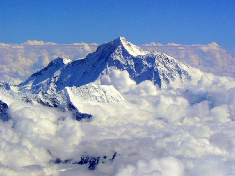 A Force That Could Push Mount Everest Around