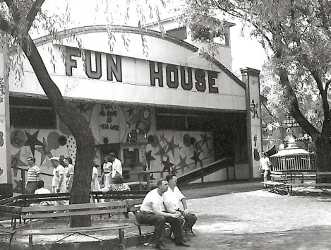The Fun House at Geauga Lake