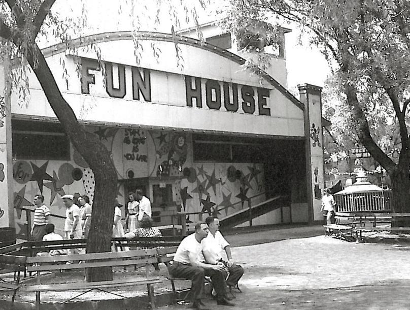 The Fun House at Geauga Lake