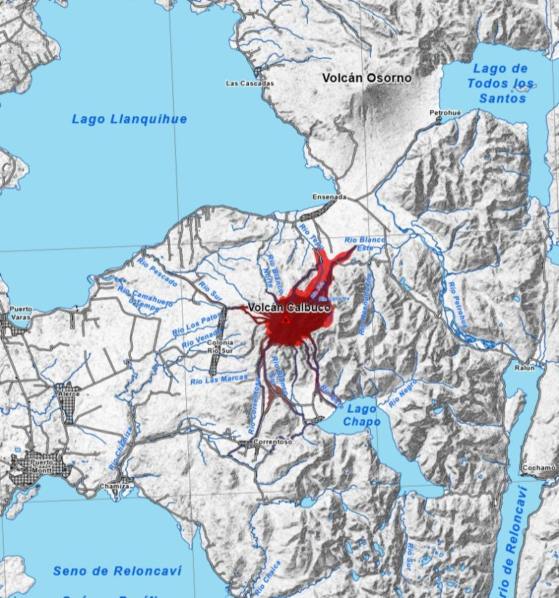Yes! It Looks Like Calbuco Won't Interfere with My Trip