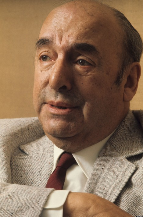 Pablo Neruda (1904-1973), Chilean Poet