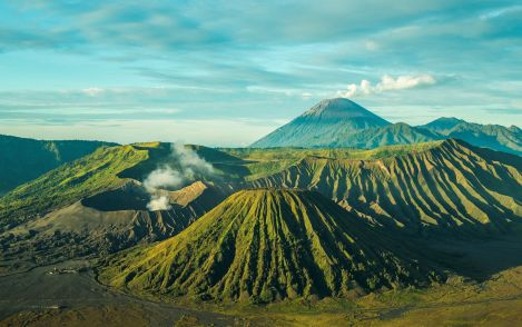 Indonesian Volcanoes
