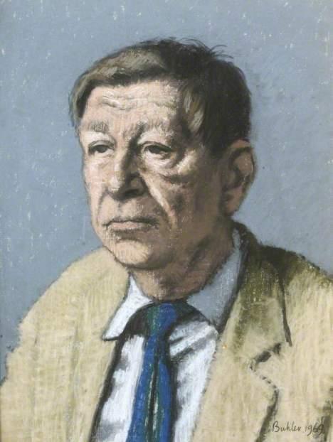 Robert A. Buhler's W. H. Auden (1907-1973)