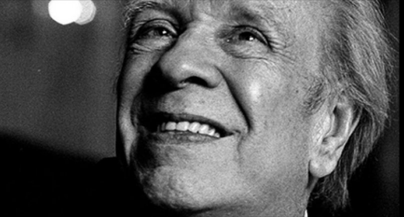 Argentinian Writer Jorges Luis Borges (1899-1986)