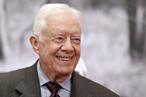Ex-President Jimmy Carter