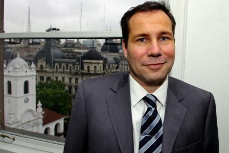 Argentine Special Prosecutor Alberto Nisman
