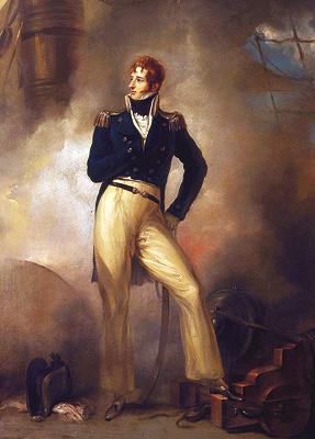 Lord Thomas Cochrane (1775-1860)