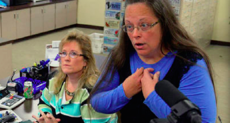 Kim Davis, Going for the Brass Ring