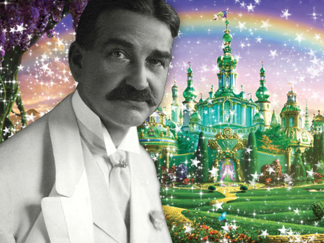 Oz Was Just One of L. Frank Baum's Invented Worlds