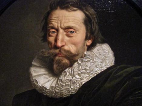 Italian Poet Giambattista Marino (1569-1625)