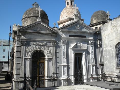 Buenos Aires's Recoleta Cemetery
