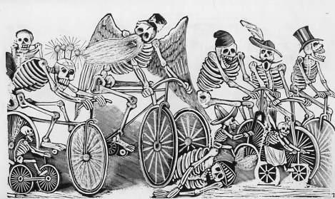 Posada's Cyclists