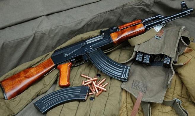 Kalashnikov AK-47
