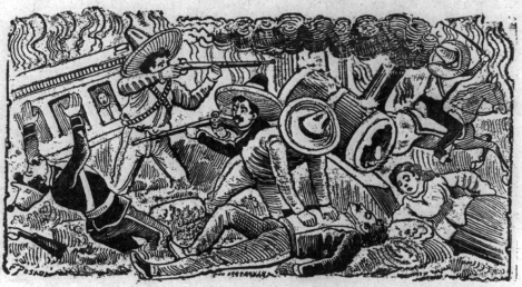 Posada's Assault of the Zapatistas