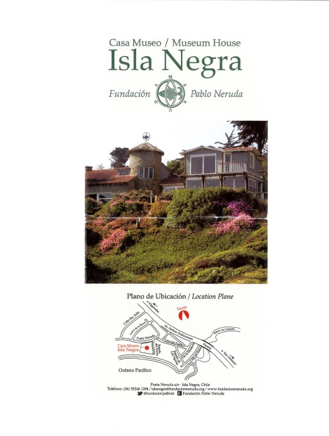 Isla Negra Where Neruda and His Wife Are Buried