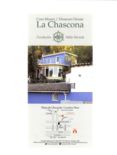 Santiago's La Chascona
