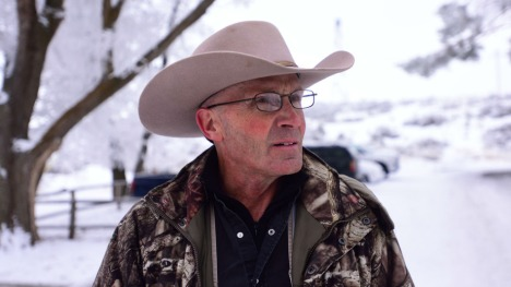 "Robert ""LaVoy"" Finicum, When He Walked Among Men"