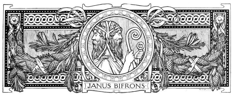 Janus: God of New Beginnings