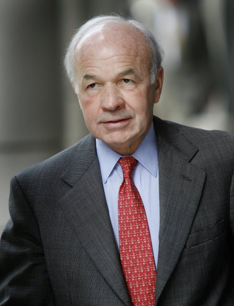 Enron's Ken Lay—Convicted But Died Before Sentencing