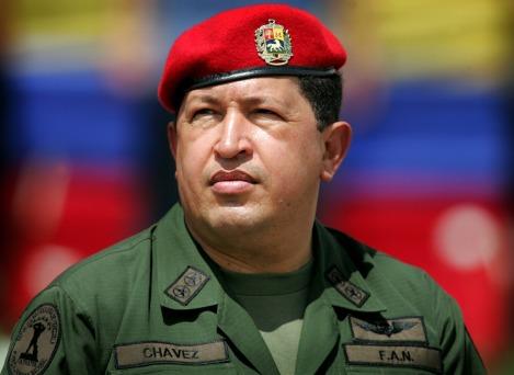 Hugo Chavez, the late President of Venezuela