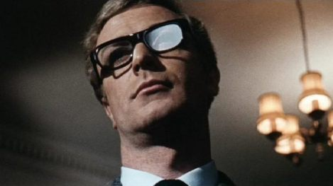Michael Caine in The IPCRESS File (1965)