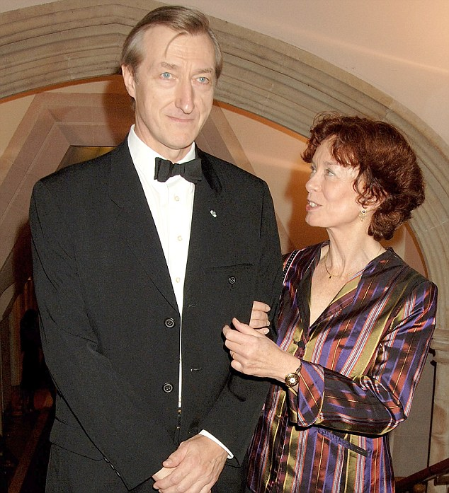 Julian Barnes and His Late Wife, Pat Kavanagh