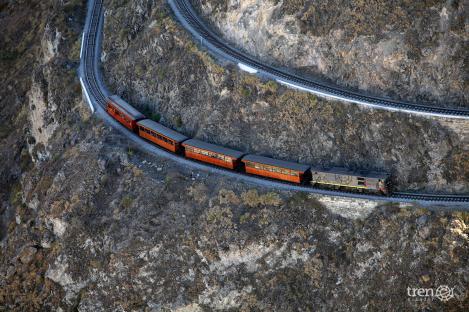 The Nariz del Diablo Train Route