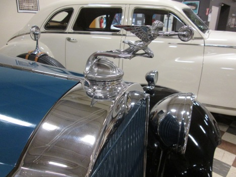 1930s Packard Hood Ornament