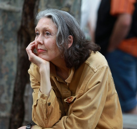 Canadian-Born Poet Anne Carson