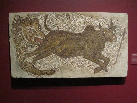 A Frequent Theme in Roman Mosaic Art?