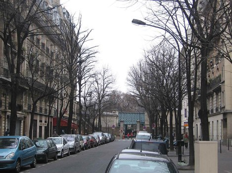 Avenue Rachel, 18th Arrondissement