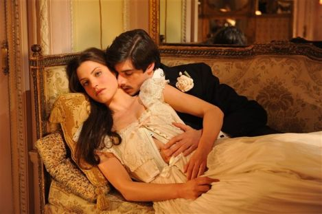 Marcel and Albertine from a Film Version