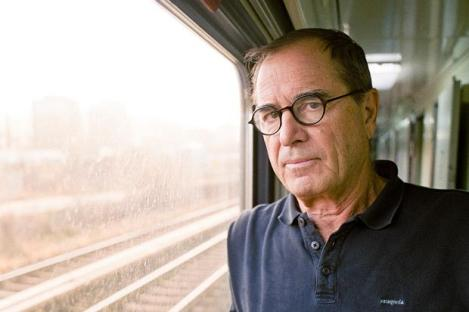Paul Theroux on One of His Mythical Train Rides
