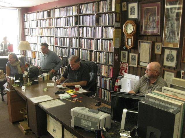 Sam: Johnson's Bookstore in Culver City