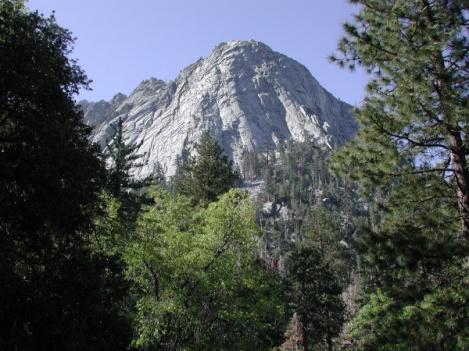 Tahquitz Peak Near Palm Springs