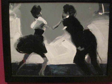 Dancers by Overton Loyd