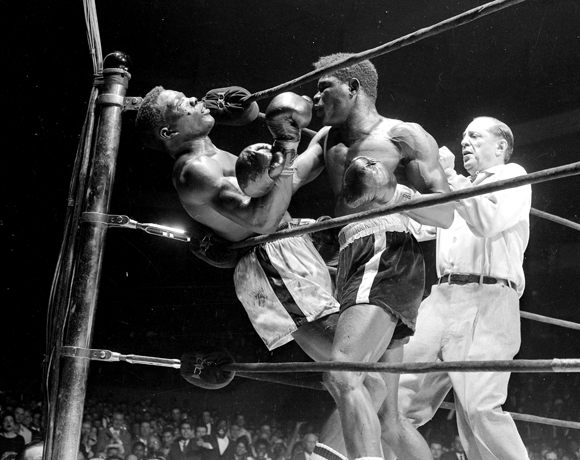Emile Griffith Kills Benny Paret in the Ring on March 24, 1962