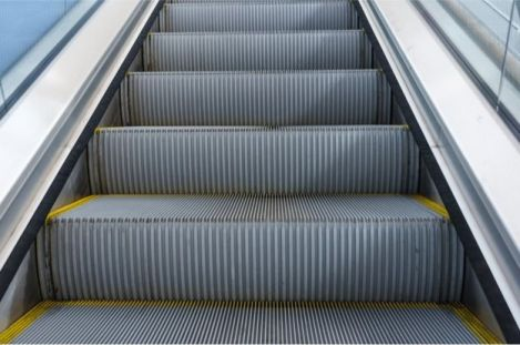At One Time, Going on a Down Escalator Was My Greatest Fear