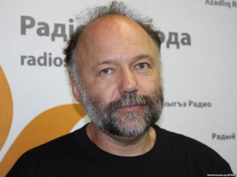 Ukrainian Author Andrey Yuryevich Kurkov