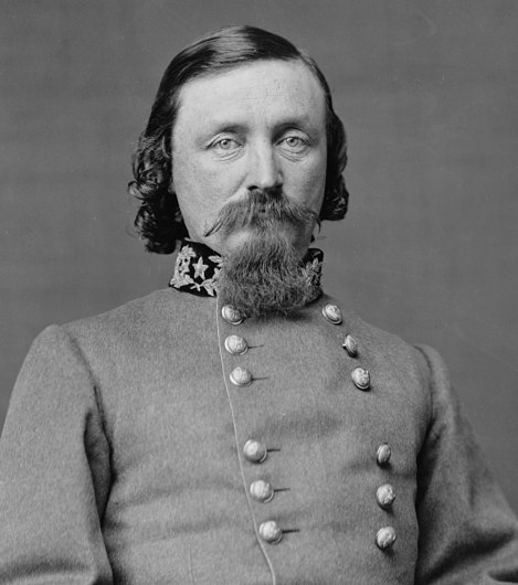 Major General George E. Pickett, C.S.A.