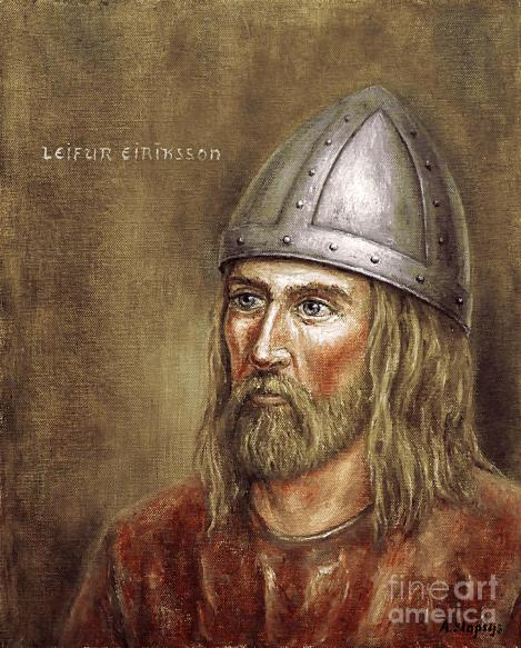 It Was Leif Eriksson Who Discovered America