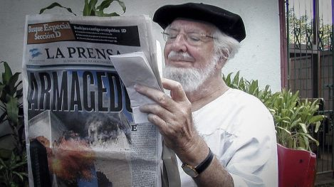 Poet, Priest, and Sandinista Politician: Ernesto Cardenal