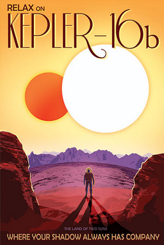 Then, Too, There's Kepler-16b