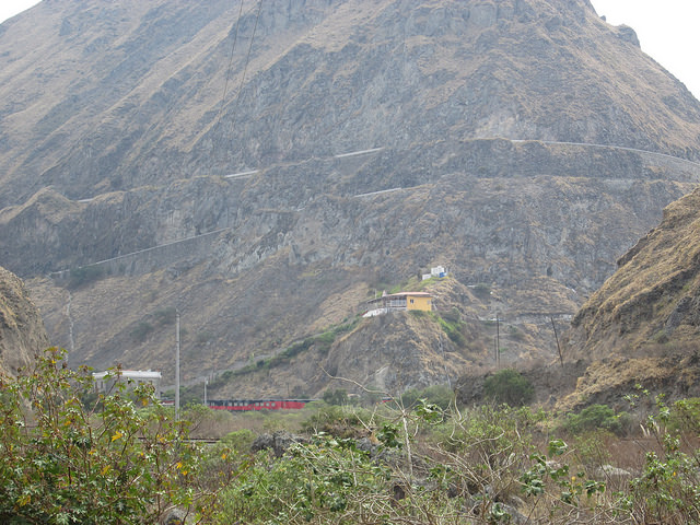 The Mountain Where We Descended